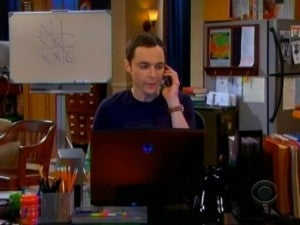 The Big Bang Theory Alphas