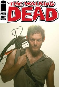 Walking Dead Daryl Dixon Photo Cover