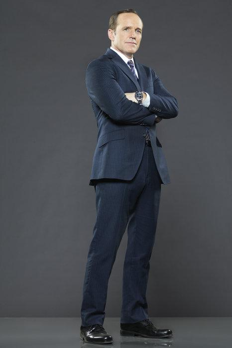 Shield Agents Costume Agent Coulson Shield
