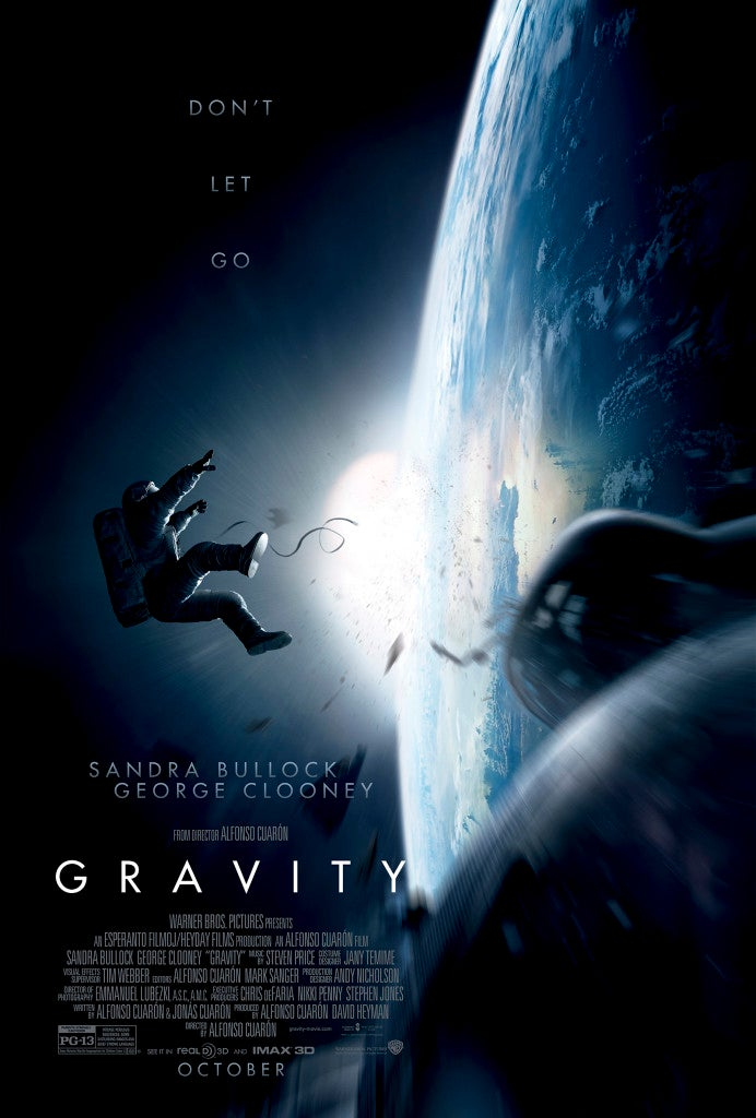 Gravity: A Stunning Film That Needs A Physics Textbook