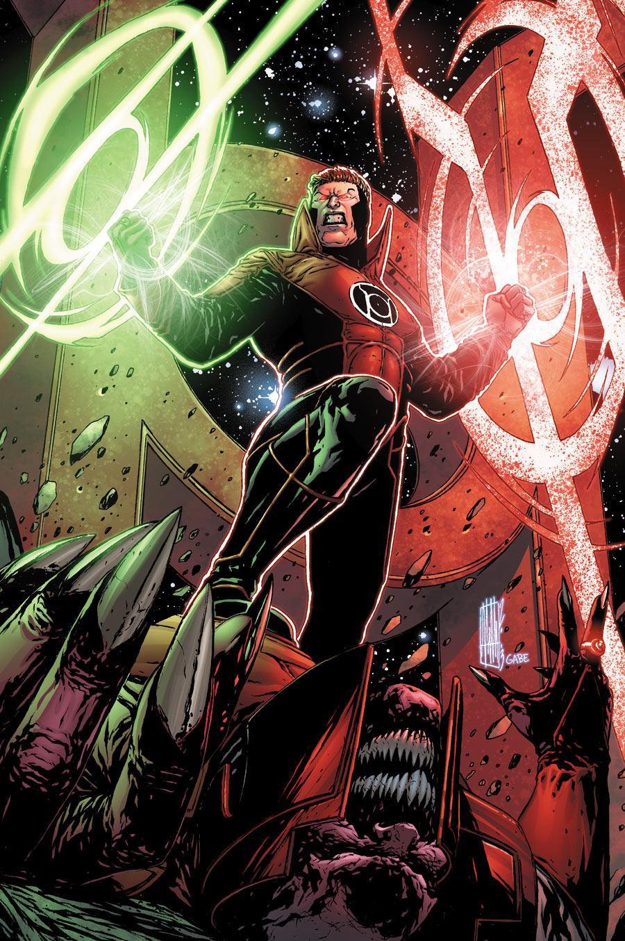 Green Lantern: The Animated Series - Green Lantern Vs ...