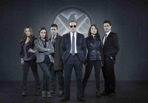 agents of shield group
