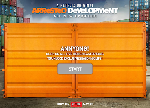 Arrested Development: Five New Clips Found on Easter Egg Poster