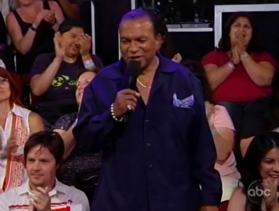 Billy Dee Williams Jimmy Kimmel Live