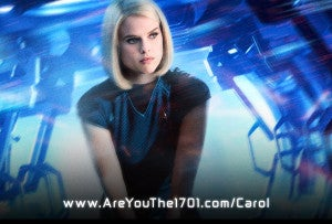 Carol Marcus Star Trek Into Darkness