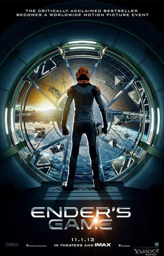 Ender's Game to Take #1 at Box Office, But Sequel Hopes Unclear