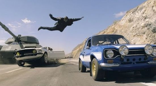 Fast & Furious 6 $122 Million Box Office Drives Memorial Day Weekend Record
