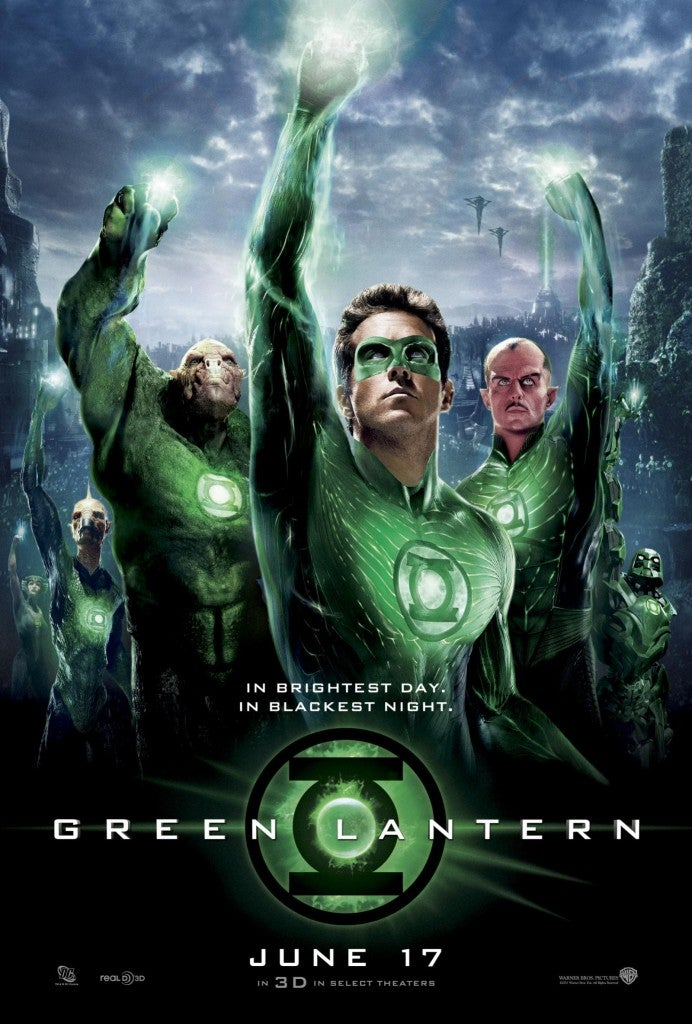 Green Lantern's Cinema Sins Exposed--Do They Have Enough Time?