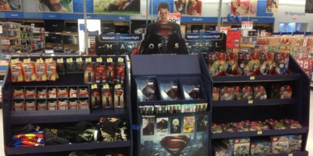 Batman V Superman V the Toy Aisle: Analyzing the Release