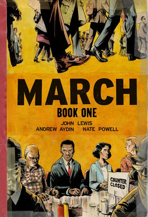 a comprehensive analysis of march a graphic novel by john lewis March book two online books database doc id b8141b online books database march book two summary of : march book two march book two by john lewis andrew aydin and artist nate powell is the second part of john lewis.