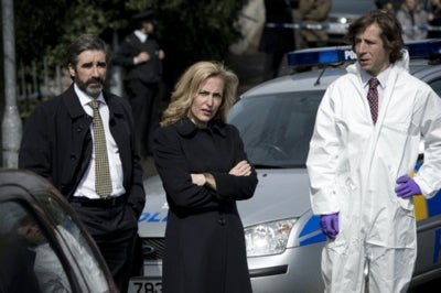 X-Files Star Comes to BBC, Netflix Later This Month In New Series