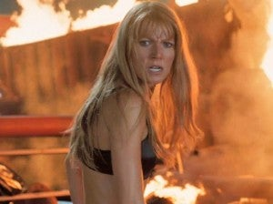 Pepper Potts Sex Tape