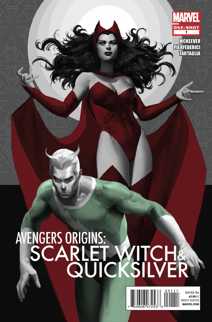 Share on Facebook Tweet This Share on Google  Share on Reddit Pin to    Quicksilver And Scarlet Witch Marvel