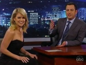 Star Trek Into Darkness Alice Eve Jimmy Kimmel