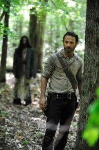 The Walking Dead Season 4, Episode 1