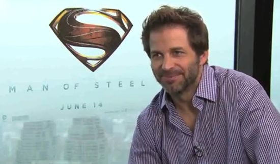 Zack Synder Who Says Superman