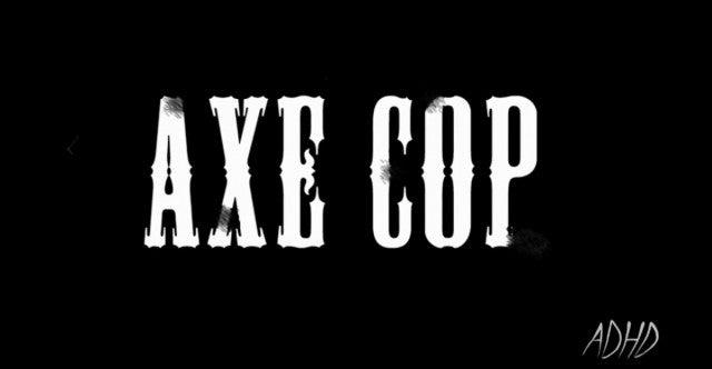 Axe Cop Voice Cast Announced: Nick Offerman, Patton Oswalt, Darth Maul