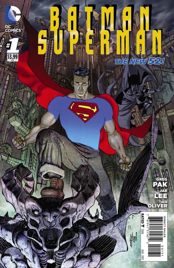 Batman/Superman #1 Preview