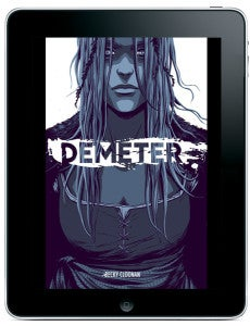 Demeter_comiXology_iPad