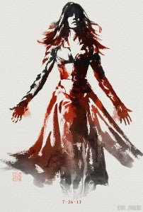 Jean Grey the Wolverine poster