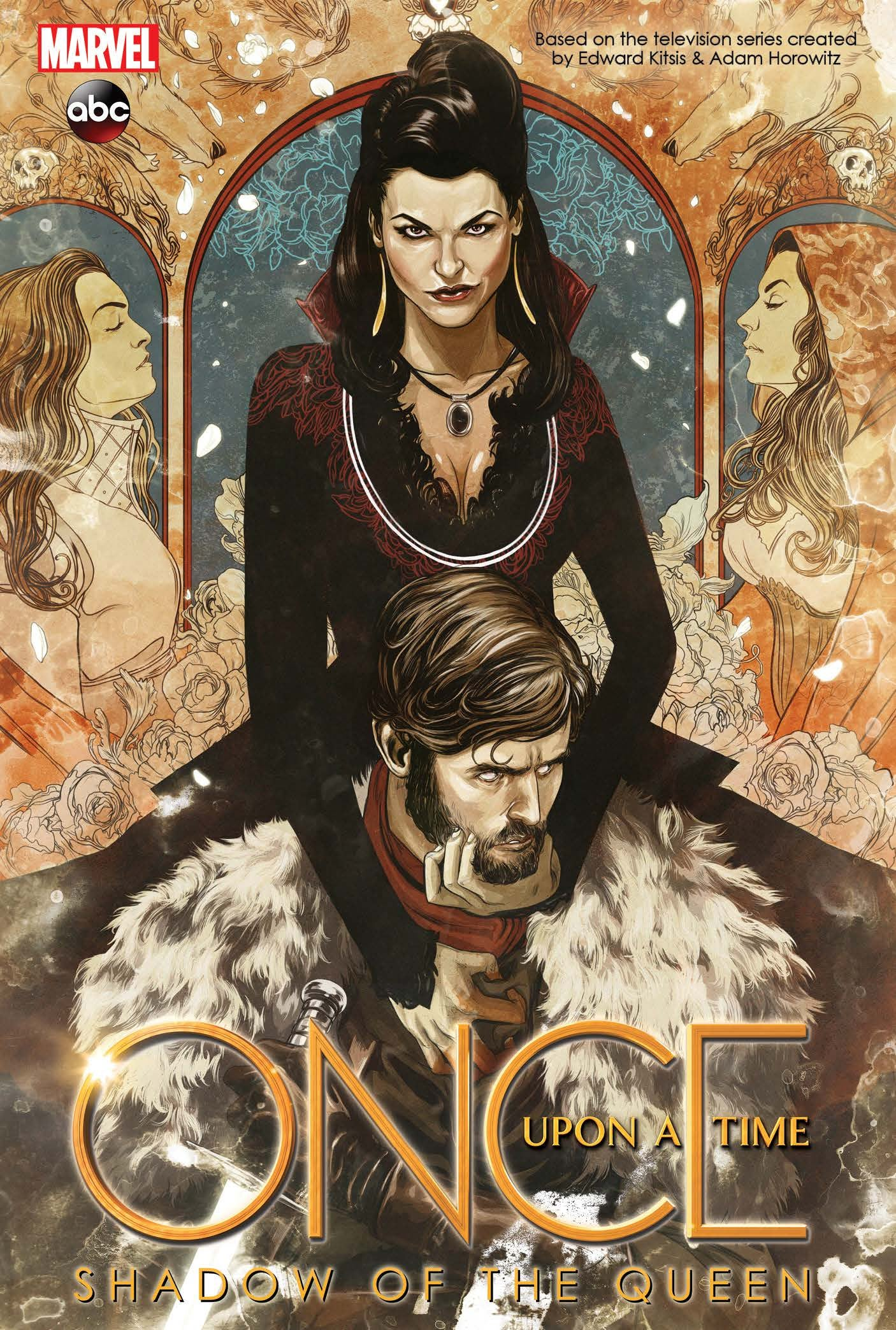 Once Upon A Time Graphic Novel Color Preview Pages Released