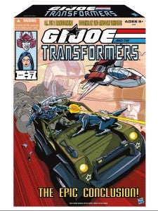 San Diego G.I. Joe/Transformers Box Set