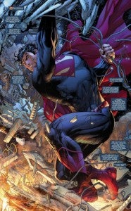 Superman Unchained poster