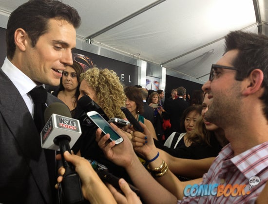 Man of Steel World Premiere: Photos From Last Night's Event