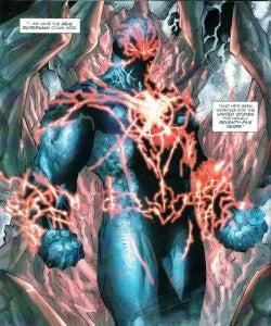 Wraith, the new Superman villain