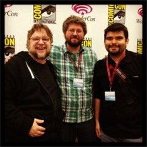 Guillermo Del Toro Pacific Rim trailer