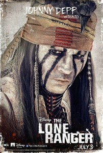 Johnny Depp is part Native American