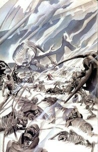 Kingdom Come field of corpses