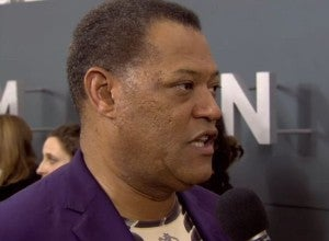 Laurence Fishburne Perry White
