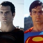 Man Of Steel Henry Cavill Christopher Reeve
