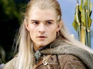 Orlando Bloom The Hobbit
