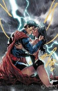 Superman/Wonder Woman Title Announced
