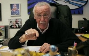 Stan Lee apology Iron Man 3