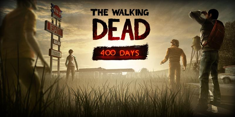 The Walking Dead: 400 days. El mundo después del apocalipsis