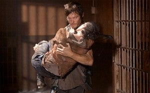 The Walking Dead Daryl & Carol