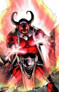 Teen Titans Trigon