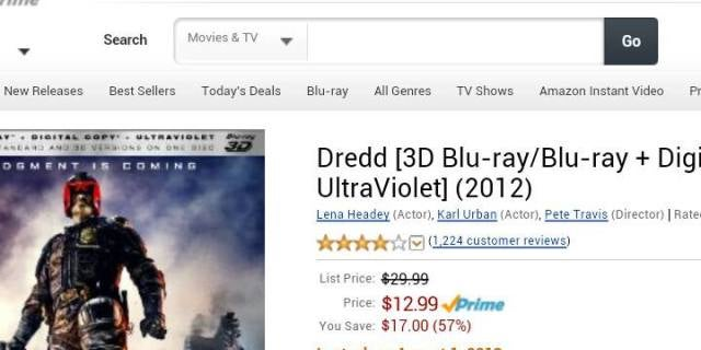 Amazon Dredd