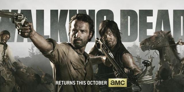 The Walking Dead SDCC Season 4