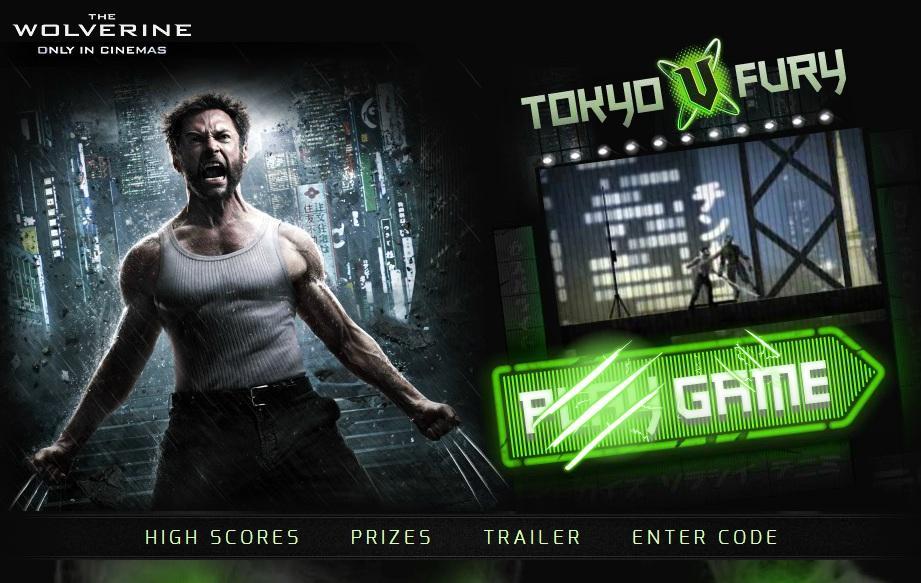 Free Online Wolverine Games