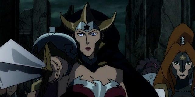 Wonder Woman-Amazons