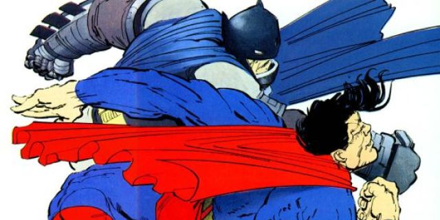 batman-vs-superman-frank-miller