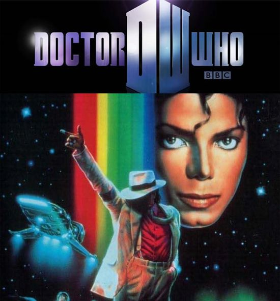 Doctor Who Michael Jackson Doctor Who Movie 2013