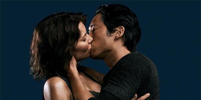 glen-maggie-kiss