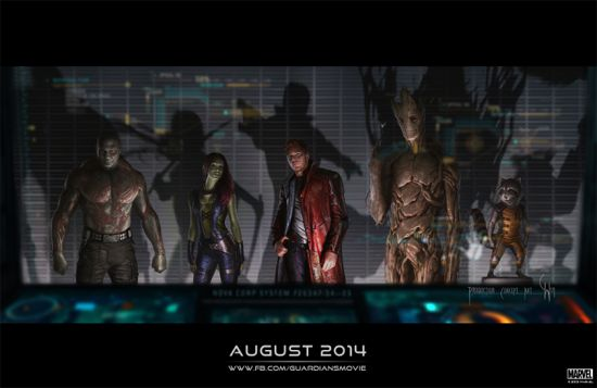 D23: The Marvel Studios Presentation Brings Captain ...