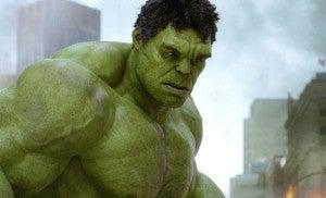 Hulk Movie with Mark Ruffalo