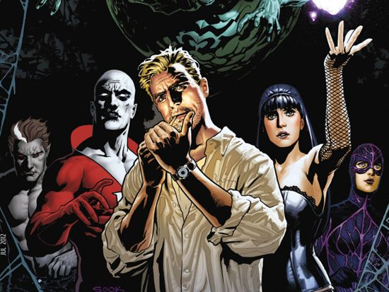 Justice League Dark Movie